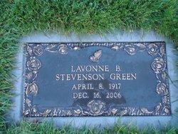 LaVonne B. <i>Campbell</i> Green