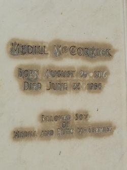 John Medill McCormick