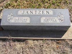 Caroline Bernice <i>Jantz</i> Jantzen