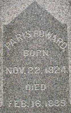 Paris Howard