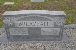 Ruth Janette <i>Eskew</i> Breazeale
