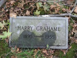 Harry Grahame