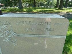 Carrie M. Annie <i>Locke</i> Hapgood
