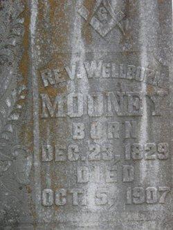 Rev Wellborn Mooney
