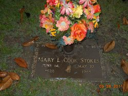 Mary Louise <i>Evans</i> Cook