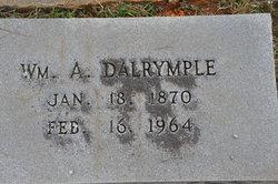 William A. Will Dalrymple