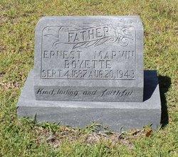 Ernest Marvin Boyette