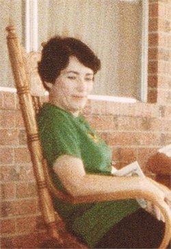 Judith Anne <i>Eiland</i> Cox