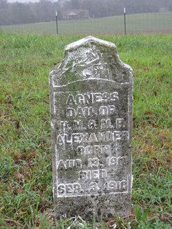 Agness Alexander