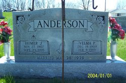 Velma Pearl <i>Sullivan</i> Anderson