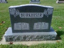 Everett Leotis Burkhiser