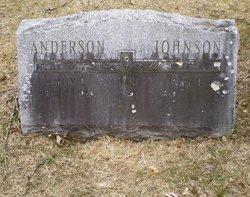Emily Cecilia <i>Johnson</i> Anderson
