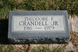 Theodore Frank Buzz Crandell