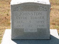 Clyde Turner Johnston