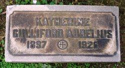 Katherine Emily <i>Gulliford</i> Aurelius