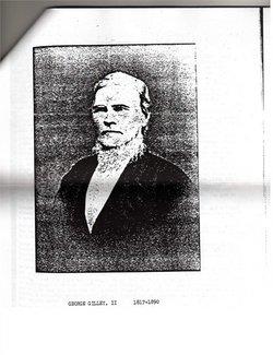 George Dolphus Butch Gilley, Sr