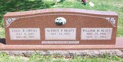 Audrey P. <i>Owens</i> Beaty