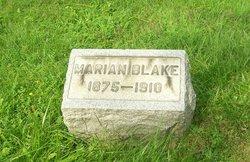 Marian G Blake