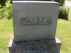 Melissa A <i>Preston</i> Hayden