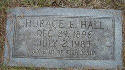 Horace Edwin Oscar Hall