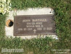 John Barthule