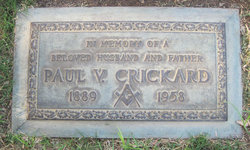 Paul Vincent Crickard