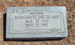 Margarite <i>Heck</i> Arp