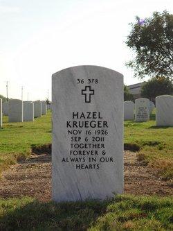 Hazel <i>Stewart</i> Krueger