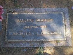 Anna Pauline <i>Bates</i> Bradley
