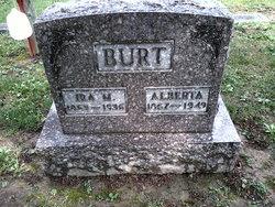 Ira M Burt