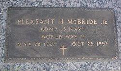 Pleasant Henderson McBride, Jr