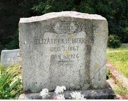 Elizabeth H. Burrell