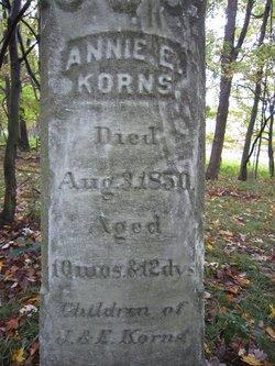 Annie Elizabeth Korns