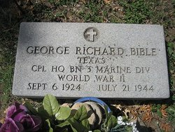 George Richard Bible