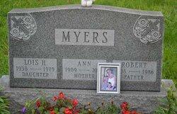 Robert Albert Myers, Sr