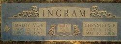 Chrysteen P Ingram