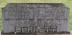 Meta E. <i>Kirtley</i> Burnett