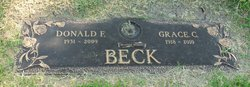 Donald F Beck