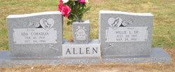 Willie Lee Allen, Sr