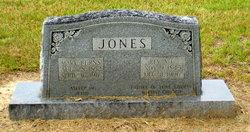 Rev A. C. Jones