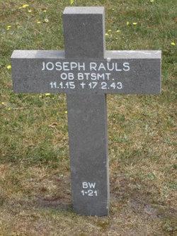 Joseph Rauls