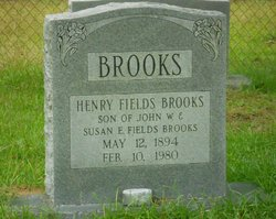 Henry Fields Brooks