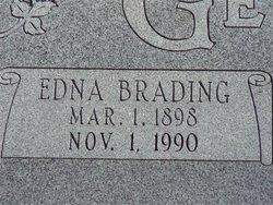 Edna <i>Brading</i> Genson