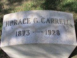 Horace G. Carrell