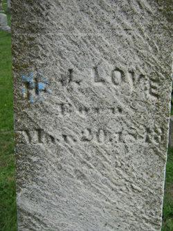 Hamilton J. Love