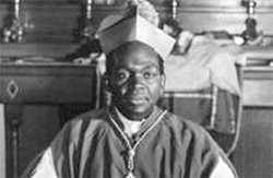 Archbishop Joseph Nakabaale Kiw�nuka M.Afr.