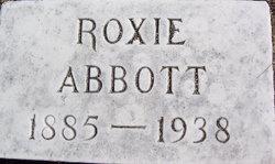 Roxie <i>Ferguson</i> Abbott