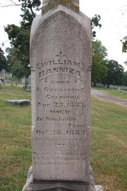 William Banniza