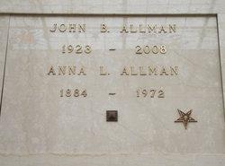 Anna L Allman