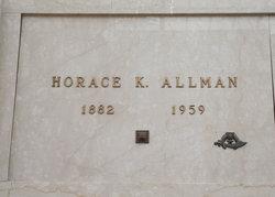Horace King Allman